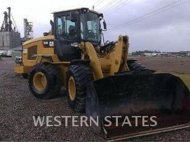 2012 CATERPILLAR 924K Photo