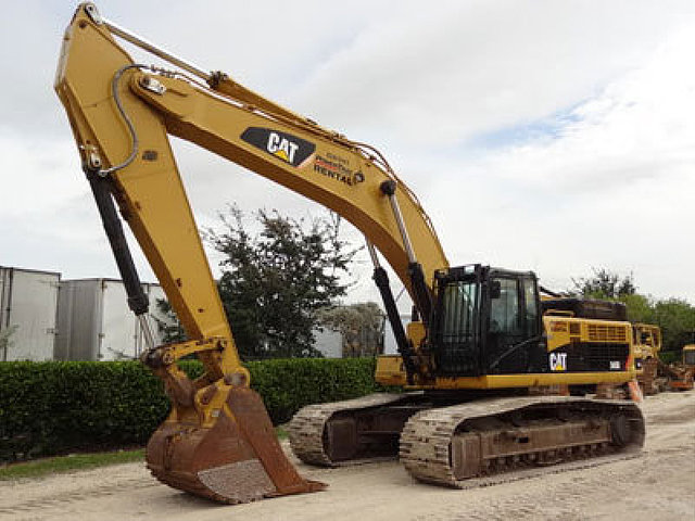 2010 CATERPILLAR 345DL Photo