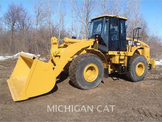 2008 CATERPILLAR 950H Photo