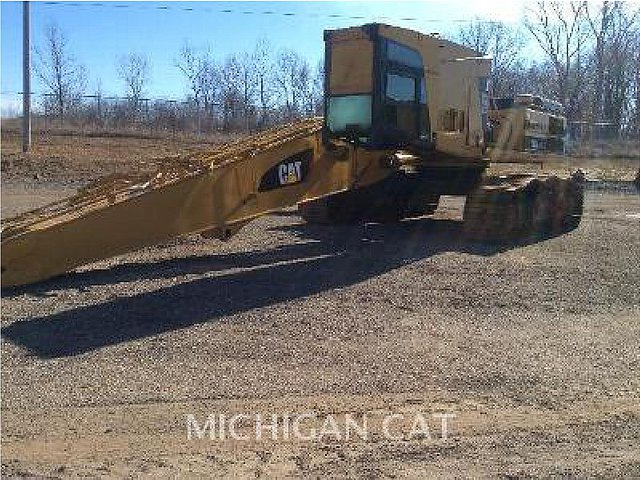 2002 CATERPILLAR 345B MH Photo